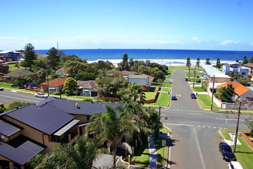 The Seaside Villa at Thirroul